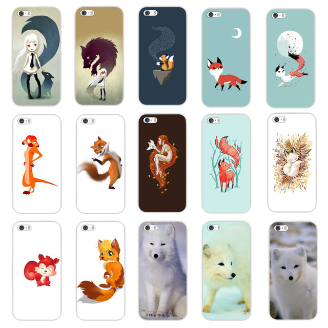 iphone 6 fox case