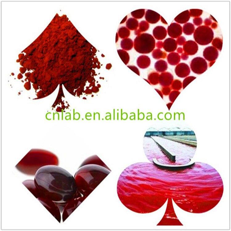 100% Haematococcus pluvialis pure natural astaxanthin powder 200g  superior quality pure astaxanthin 1