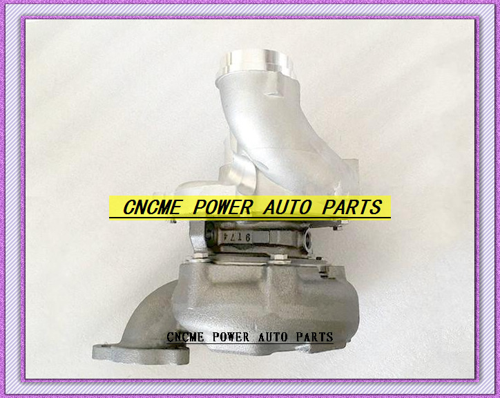 TURBO GTA2052GVK 765155 765155-5009S 765155-0001 757608 6420900280 A6420908980 For Mercedes Viano Vito 120 CDI OM642 DE LA 2003-