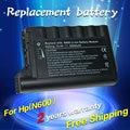 Laptop Battery For HP COMPAQ Evo N600 N600C N610C N610V N620C 5200mah 8CELLS