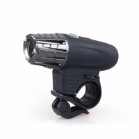 2256 Super Bright 200LM USB Rechargeable Bike LED Front Light Power Head Flashing Cycling Bicycle Safety