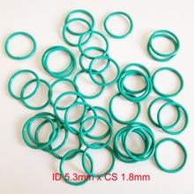 ID5.3mm*CS1.8mm viton rubber o-rings oring seal gasket id5mm cs1 8mm viton rubber o rings oring seal gasket