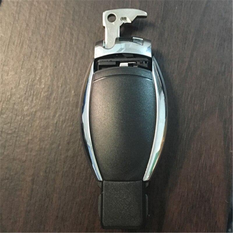 AUTEWODE remplacer la coque de la coque de la clé pour MERCEDES BENZ A B C E G R CL CLK E G GL M S SLK classe coque de la clé automatique