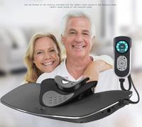 Топ Класс шейный позвонок массажер талии плеча шейный вибрационный массажер для шеи разминание отопление шейки коррекции подушка