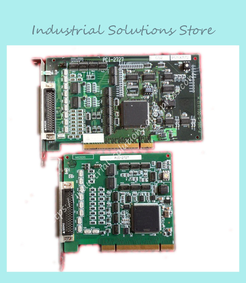 Industrial motherboard PCI-2727 100% TESTED OK interface pci 2796c industrial motherboard 100% tested perfect quality