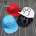 2016 детские шапки для мальчиков Snapback Caps Хип-Хоп Cap шляпы Для baby Boy Hat Девочка Cap сетки Для девочки Бейсбол Hat твердые шапки черный