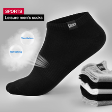 short socks men ankle white black skarpetki meskie summer cotton high quality co