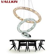 Хрустальная лампа, подвесной светильник s, лампа для столовой, современный светильник, абажур, светильник ing Lustre, светодиодный подвесной светильник ing