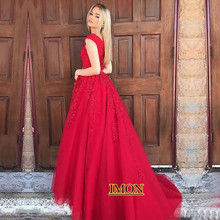 Red V Neck Wedding Dress Vestido de Noiva Robe de Mariee Wedding Gowns Lace with Belt Tulle Skirt Sweep Train Bride Dress v neck wedding dress 2019 lace sleeveless tulle backless zipper bridal gowns vestido de noiva robe de mariee