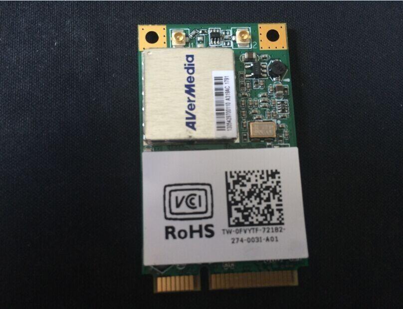 Wireless Adapter Card for AVerMedia A319 A319AC A319-A Hybrid TV Turner card FM Card Anlog/ATSC(China)