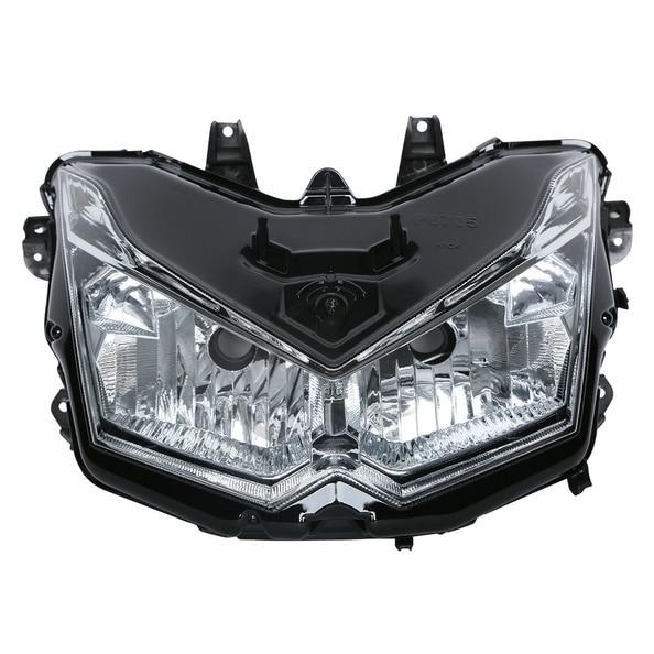 For Kawasaki Z1000 2010 2011 Motorcycle Headlight Headlamp Front Head Light Housing