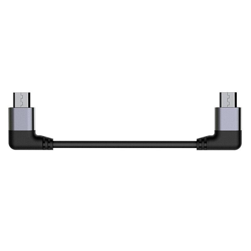 FiiO ML06 Micro to Micro USB Hifi Audio Decord Cable For MOjO FiiO Q1II/Q5/M7 DAP/Mobile Phones and Players усилитель fiio q5