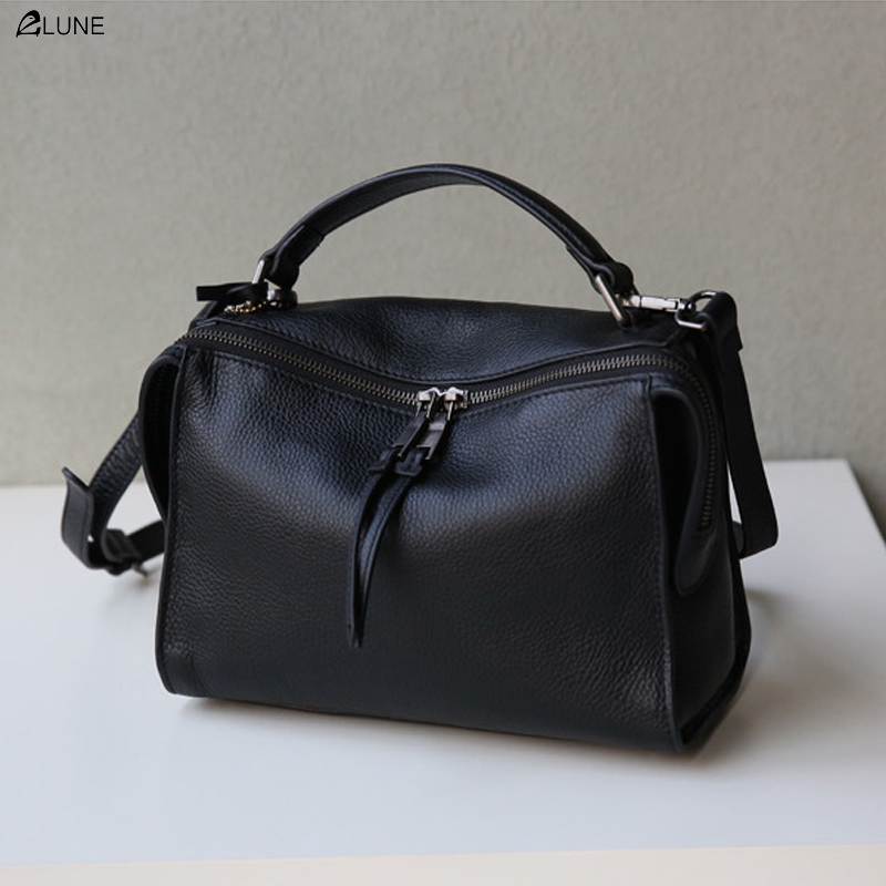 New pure color cow leather woman motorcycle bag, leisure bag, single shoulder inclined shoulder bag, messenger bag the new 2015 female bag pu leather color matching envelope bag shoulder inclined a001 messenger bag bag free shipping to women