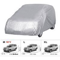 Car Cover For Hatchback Sedan SUV In Outdoor Full Car UV Dust Snow Breathable Full Protection Car covers Free Shipping