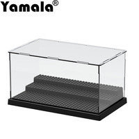Yamala Block Display For Batman Movie Super Heroes Series Classic Model Figure Building Blocks For