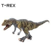 T REX New Jurassic World Park Collection Ceratosaurus Model Simulation Action Figure Dinosaur Model Toy