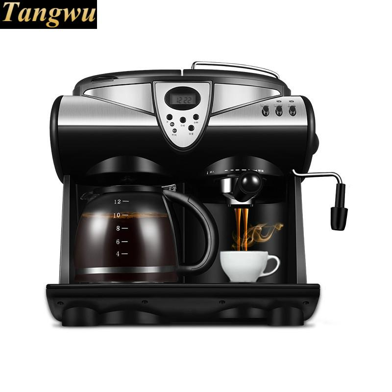 Italian American Coffee Machine Household Full Automatic