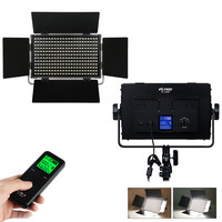 Viltrox VL S50T 50W Metal LCD Photo LED Video Studio Light Bi Color & Dimmable +2.4G Wireless Remote for Photography Interview