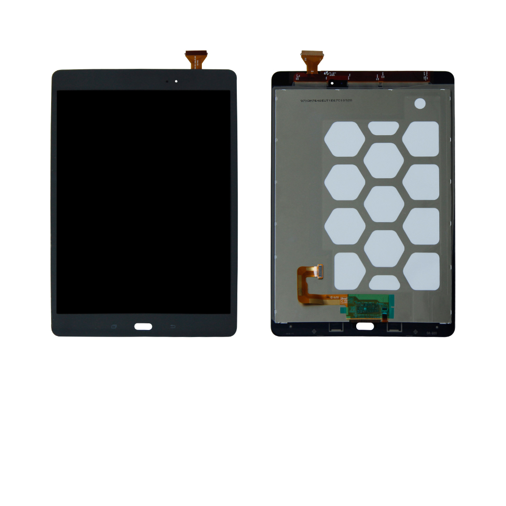 Touch Screen Digitizer Glass Lcd Display Assembly For Smaung Tab A 9.7 SM-T550 T550N T555 SM-T550N T550 LCD 7 inch for asus me173x me173 lcd display touch screen with digitizer assembly complete free shipping