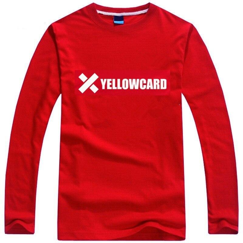 Yellowcard Ocean Avenue Mens Long Sleeve Hooded Sweatshirt White