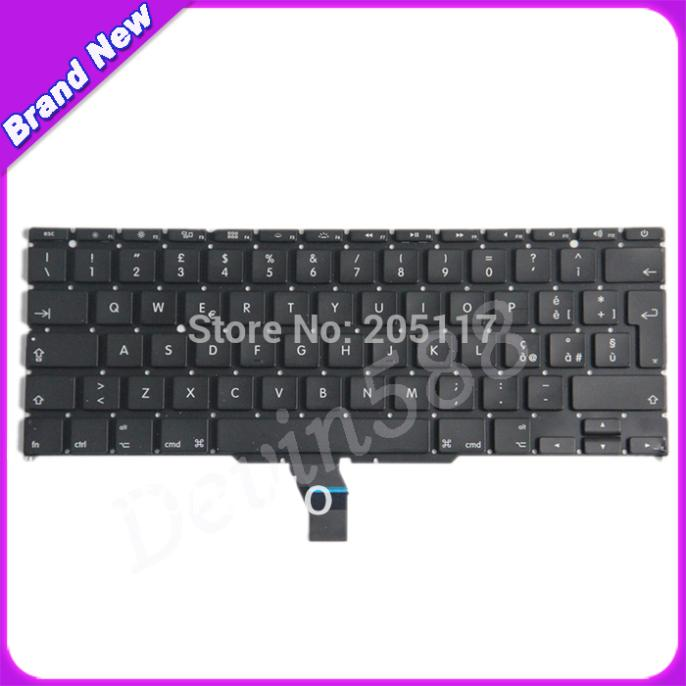 Hot selling Italian/Italy Keyboard For Apple Macbook Air 11.6A1370 2011 Model