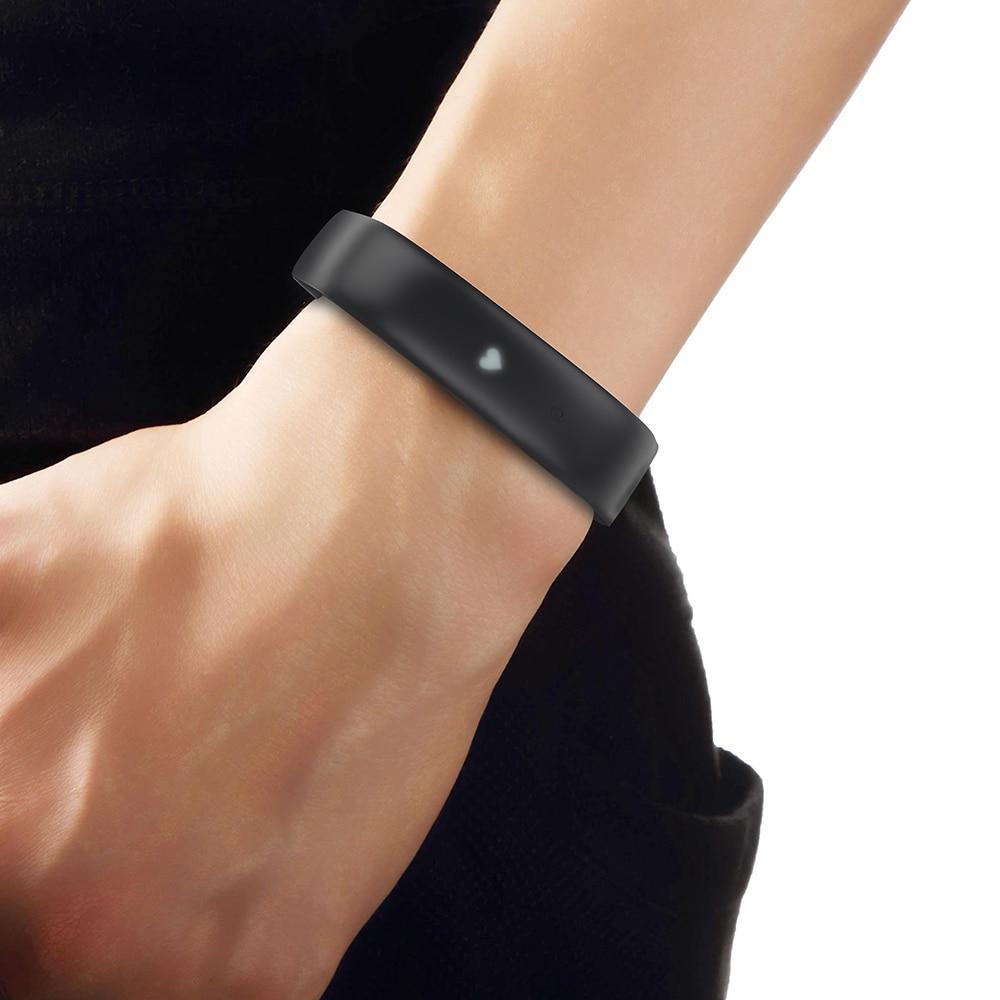 Original Lenovo HW02 Bluetooth 4.2 Smart Wristband Heart Rate Monitor Sports Fitness Tracker Bracelet for Android iOS Phone lenovo hw02 smartband bluetooth heart rate monitor smart bracelet waterproof sport wristband fitness tracker for android ios