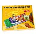 Encaixe circuitos eletrônico inteligente eletrônico blocos de construção kit, Um laboratório para inovação eletrônico aprendizagem brinquedos de montagem definido