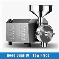 Herbs Mill Powder Machine 1 8kwkw Stainless Steel Electric Commercial Grain Ultrafine Pulverizer