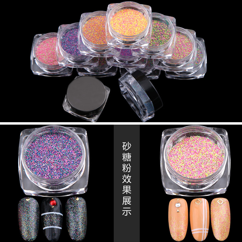 AAA004 Nail art Acrylic Powder & Liquid Polish Painting Liquid Glitter Nail tools Strokes Manicure Nail art decorations