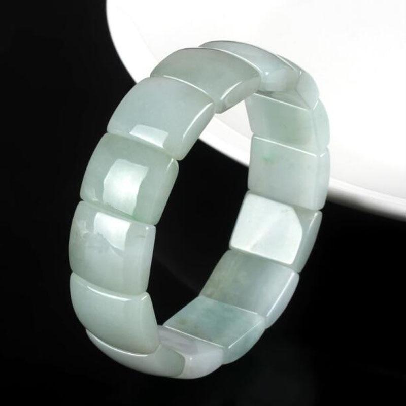 yu xin yuan Fine Jewelry Emerald Jade Charm Bracelets Lucky Amulet Women Men Friendship Bracelets Jewelry friendship bracelets