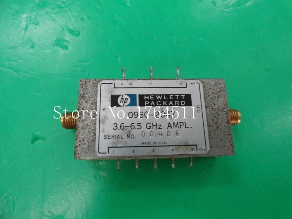 [BELLA] Original 0960-2047 3.6-6.5GHZ SMA Amplifier