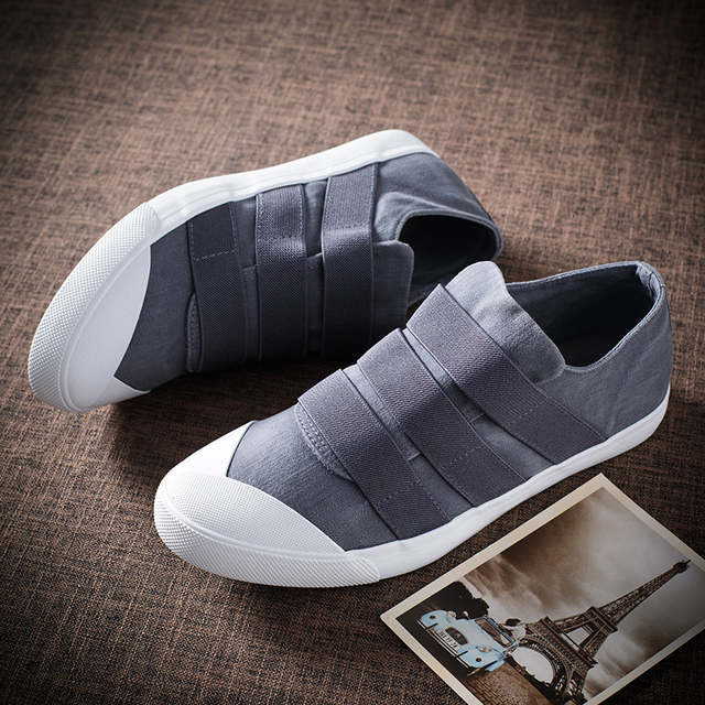 feb14b2be99 MEIL 2018 new Mens casual shoes man flats breathable Men loafers fashion  outdoor shoes Mens canvas Shoes for sneakers Men