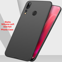 Luxury Soft Silicone Frosted Phone Case For Huawei Nova 2 2s 3 4 Matte Anti-fall Cover Shell 2plus Wholesale