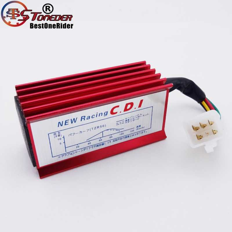 gy6 racing cdi wiring diagram ac stoneder red 5 pin racing ac ignition cdi box for 50cc 90cc 110cc  ignition cdi box for 50cc 90cc 110cc