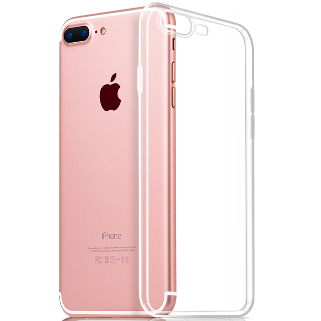 coque silicone iphone 8 plus lot