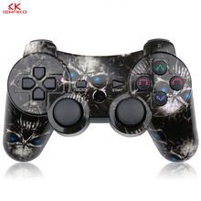 цена на Controller Wireless Double Shock Gamepad for Playstation 3 Remote Sixaxis Wireless for PS3 Controller with Six Axis/Dual shock