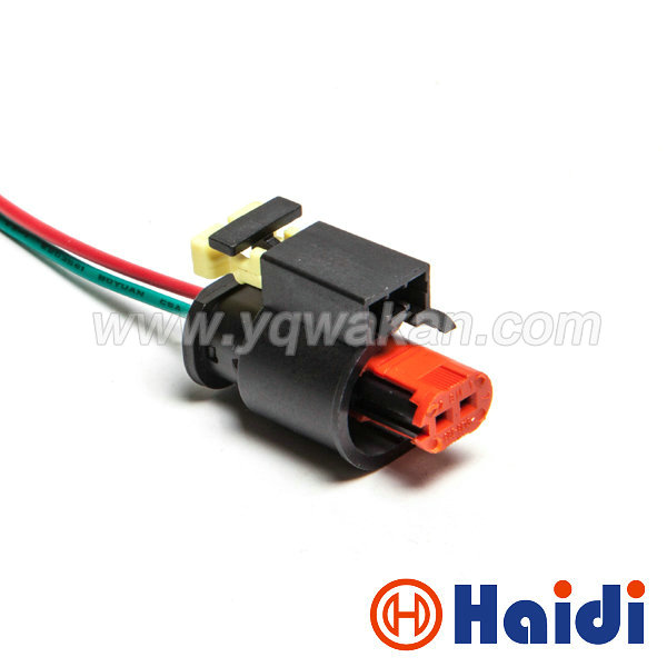 Free shipping 1set Buick Chevrolet Cruze Ma Rui Po Chun 730 Cam inlet and exhaust solenoid valve wire harness connector 284556-1