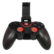 Bluetooth Gamepad for Android Wireless Joystick Gaming Controller Black for Android Smartphone Android Tv Box