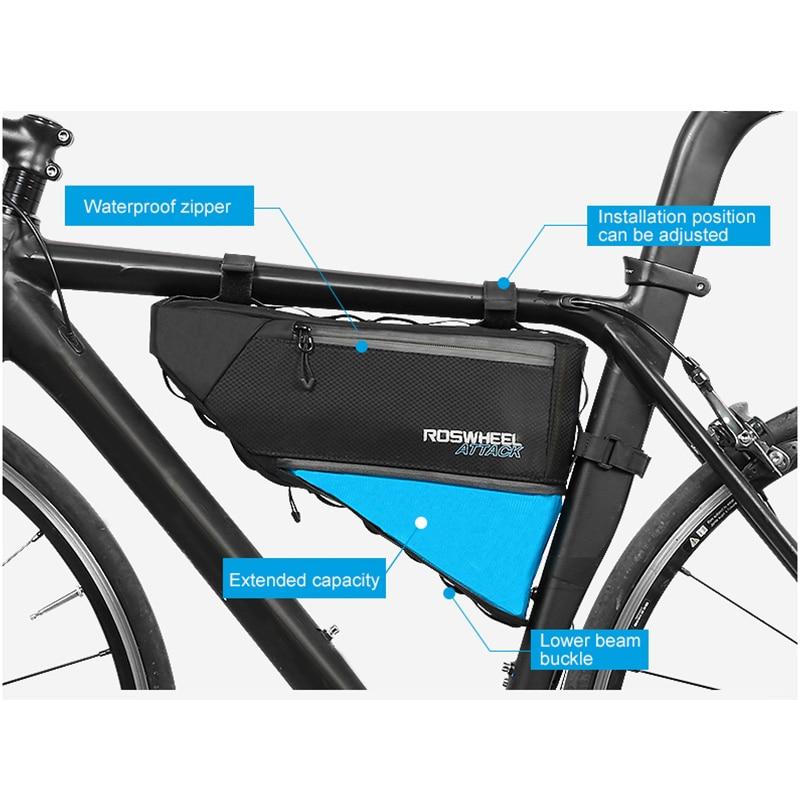 Roswheel Attack 2017 100 Waterproof Bicycle Bag Bike