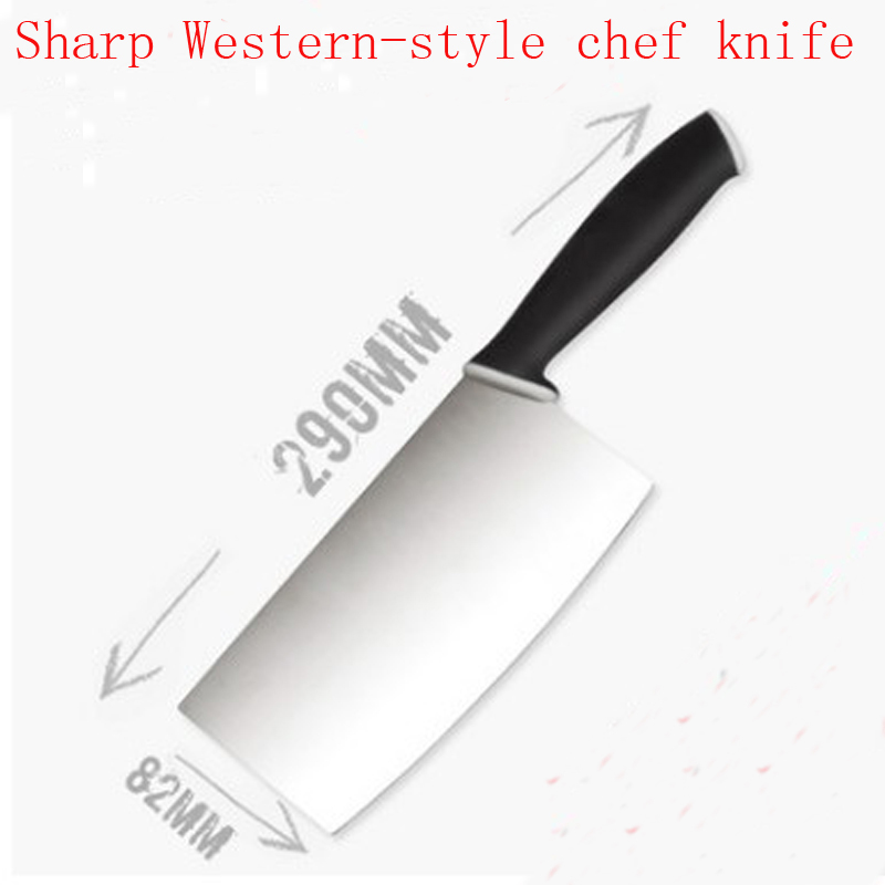 Free Shipping MIKALA Kitchen Stainless Steel Japanese Style Chef Knife Santoku Cutting Knife Meat Fruit Vegetable