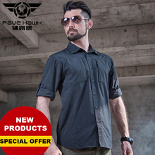 Hiking Man's Shirt Tactical Long Sleeve blouse breathable Quick dry Waterproof outdoor Trekking Hiking fishing Hunting Military