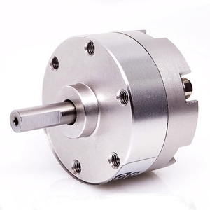 Image 2 - CRB2BW Series SMC Type Rotary Cylinder CRB2BW10 90S CRB2BW10 180S CRB2BW10 270S Single Vane Pneumatic Rotary Actuator Bore 10