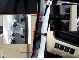 Image 5 - 16PCS 자동차 인테리어 액세서리 AUniversal 자동 나사 보호 캡 Mazda 3 mazda 6 CX 5 CX 5 CX3 323 Axela Atenza