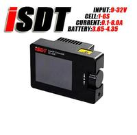 ISDT 150W 8A 1 6S Mini Smart Balance Charger SC 608 For RC Model