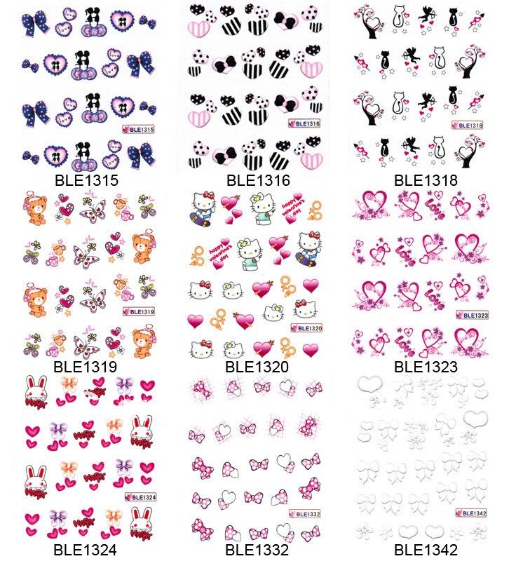 Enchanting How To Print Nail Decals Illustration - Nail Art Design ...