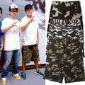 Brand Clothing Mens Shorts Summer Wtaps Camo Cargo Beach Shorts High Quality Bermuda Hip Hop Camouflage Shorts Noah Wtaps Shorts