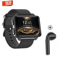 2018 новейшие умные часы 1 ГБ/ОЗУ 16 Гб/ПЗУ 1200 мАч литиевая батарея Android 5,1 ужин большой экран смартфон носимое устройство
