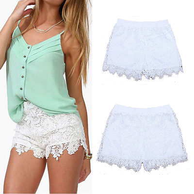 Main Season Hot Ladies Womens Denim Hotpants Vintage Cut Off High Waisted Denim Shorts 6-10