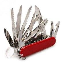 Швейцарский складной армейский нож для походов multiuso survive pocket champ инструмент Мультитул Многофункциональный многофункциональный инструмент для повседневного использования