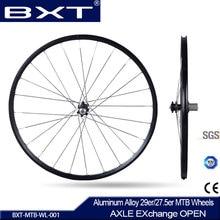 2016 chinese wheelset Axle 142*12mm MTB Mountain Bike 27.5/29er Six Holes Disc Brake CR 24H 11 Speed No carbon bicycle wheels